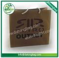 venta directa de fábrica de arte de papel bolsa de papel kraft bolsa de la compra