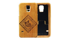 Alibaba website wood mobile phone covers for samsung galaxy S5