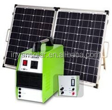 2015 Hot Sell 300W Portable Solar Power System;Solar Energy System;Solar Generator for Home use