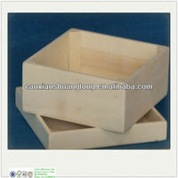 Small Wooden Craft Box/Small Wooden Box Craft To Decorate/Small Wooden Gift Boxes