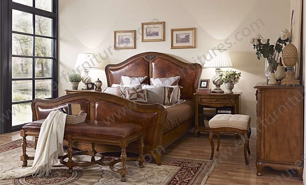 Wholesale Vintage Nordic Furniture Adult Bedroom Set Buy Adult