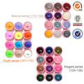 # 30611 del arte del clavo sistema, Canni laca gel, Extensión de uñas kit