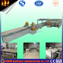 Shandong linyi CNC automatic 3*6 and 4*8 automatic saw machines/plywood table saw