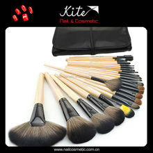 2015 Wholesale 32 Pieces Professional Makeup Brush Set Black Series