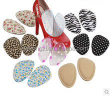 2014 Soft Silicone Shoe Pad,Feet Cushion,Heel Pad,Insoles