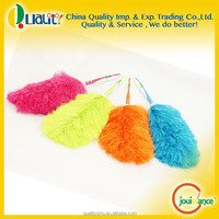 2015 Best choice made in China colorful microfiber long handle ceiling duster