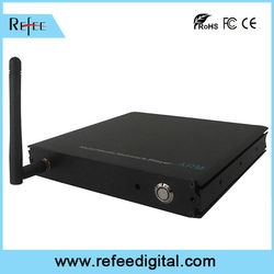 Google Android 2.3 Built-in-wifi smart tv box internet enabled tv