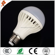 2015 new product led lamp with SMD5730 and E27/B22 base