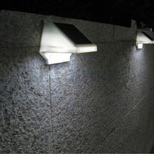 outdoor activies IP65 rainproof Energy solar luxury outdoor wall lamp garden lights