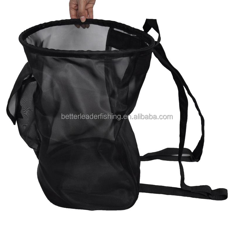 New custom made pas cher mesh sac dos pour cueillette - Panier a champignon pas cher ...