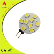 g4 lamp for car decoration epistar 9pcs smd5050 G4 LED MODULE