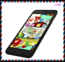 Dual sim dual core Original brand Android 4.2 RAM 512 smart cell phone CATEE CT550 android mobile phone