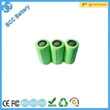 Rechargeable flat top 1.2v 3000mah sub c nimh battery
