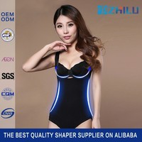 Belly body suit breast care waist corset seamless shaper for woman
