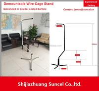 Demountable Bird Cage Stand