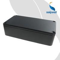 SAIP/SAIPWELL Machining 1590B Stomp Box Die Cast Aluminium Enclosure