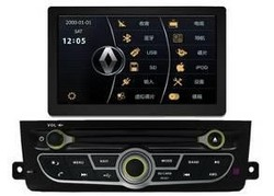 Touch screen car dvd player car dvd for Renault Koleos (Before 2004) car dvd gps navigation with bluetooth+built-in gps