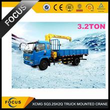 2012 used Truck Mounted Crane SQ3.2SK2Q