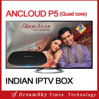 Android 4.4 Kitkat Quad Core Indian IPTV box Watch Live TV India/Pakistan/Bangla/World IPTV in England,France,Germany,Poland