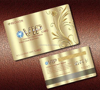 Luxury Cards client record card template