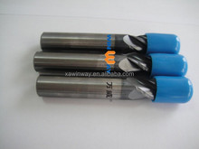 milling cutter of tungsten end mill for metal cutting