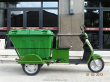 china new developed electric delivery scooter