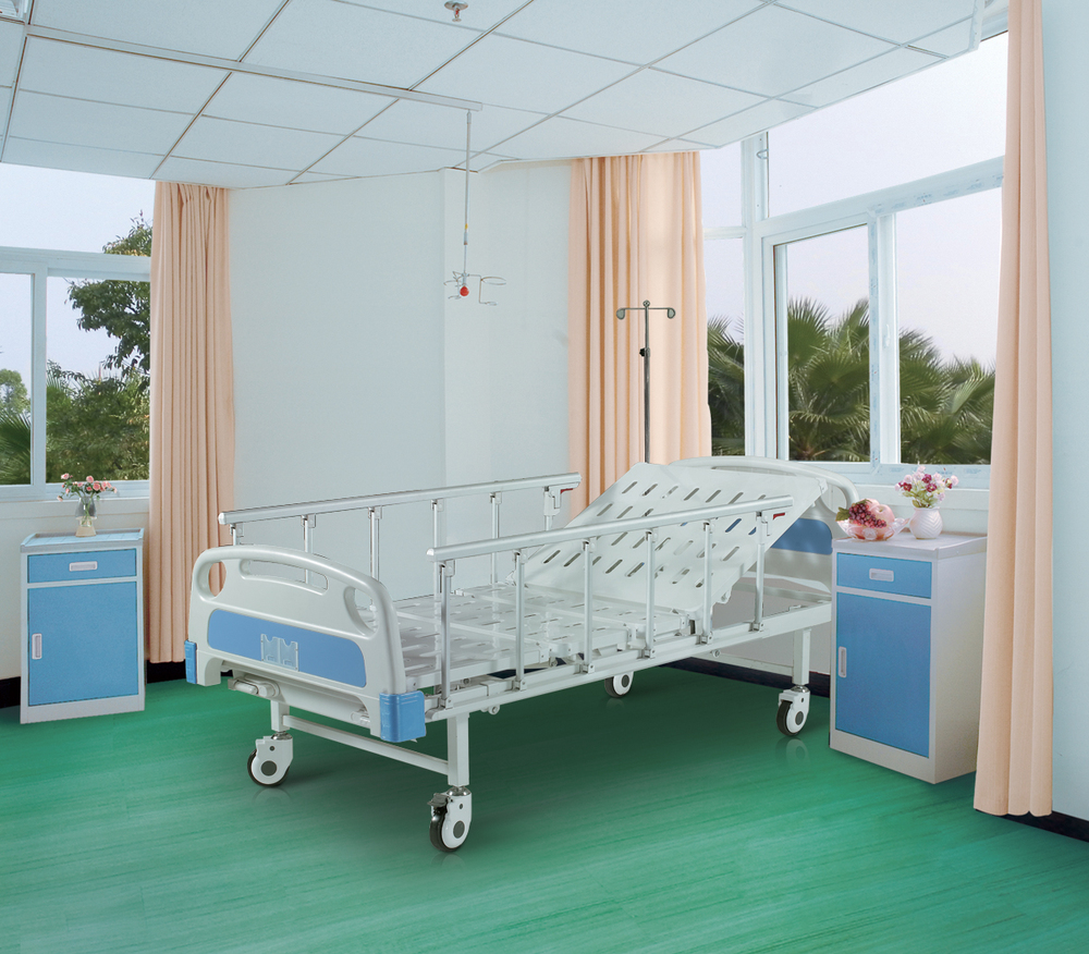 hospital bed used