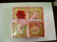 Natural handmade Transparent cold oil Soap with gift package