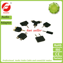 Changzhou Manufacture 3.5 male to rca female adapter with compettive price