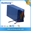24V 50ah rechargeable lifepo4 24V lithium ebike battery pack for ev hev electirc scooters UPS energy storage