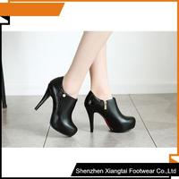 New design night club high heel shoes hidden high heel shoes for men inflatable high-heel shoes with great price