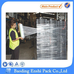 LLDPE Material and Stretch Film soft Type pallet stretch film