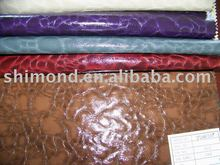 New Fashion Various Embossed Leather For Sofa, Bag, Car Seat Covers
