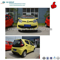 4 wheels environmental green Street Legal Electric Automobile for citizen series for sale made in china