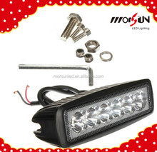 4'' mini led 12 volt, flood 18w led motocycle light, 24v 18w led driving light for motocycle,sxs,truck