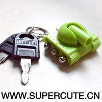 Novelty Tank girls Mini hand Tool Set for keychain
