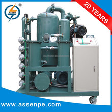 ZYD type transformer oil purifier machine with good performance