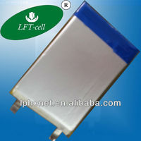High quality and safety li-ion battery 7.4v 2500mah