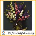 Flor de algodón satinado pintura al óleo de la lona, pintura al óleo para sala de estar