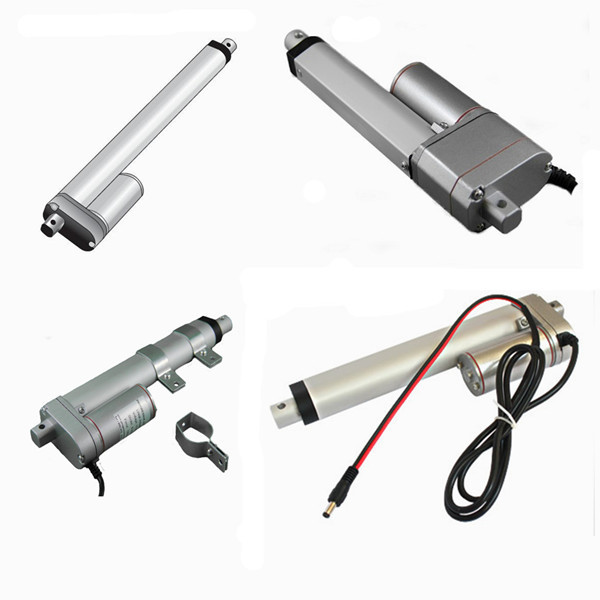 New 8 inch stroke linear actuator 1100LBS ACME screws 12//24V DC
