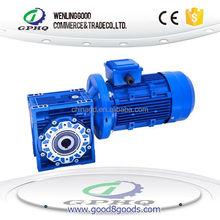 geared motor NMRV030-7.5-56B14/B5 input flange speed reducer