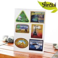 Brand OEM supplier super adhesive sticker