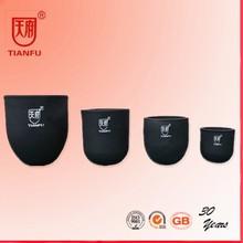 Tianfu silicon carbide crucibles for melting aluminum copper