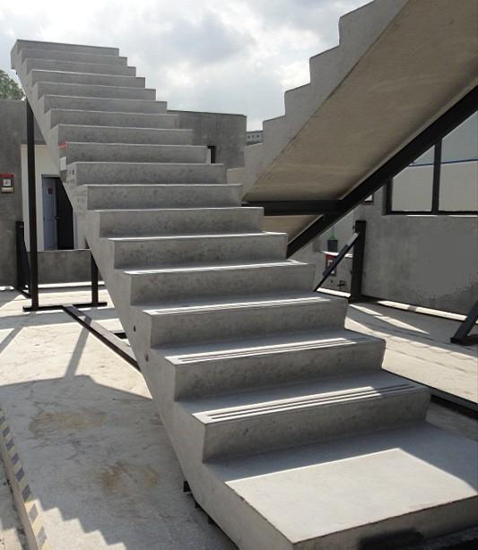 B ton pr fabriqu moule escaliers coffrage de b ton for Escalier prefabrique