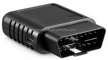 Vehicle Diagnostics OBD tracker dongle, telematics solution for fleet management and insurance companies