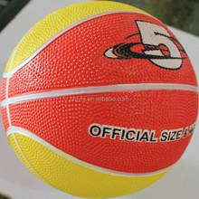 New Crazy Selling custom promotional basketballs