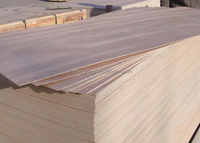Good quality slotted construction plywood