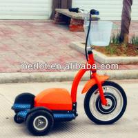 3 wheel brushless motorized lithium battery rickshaw china