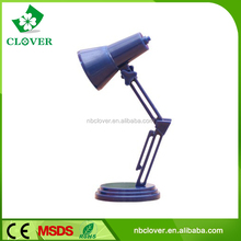 Plastic flexible for book reading 1 led table lamp