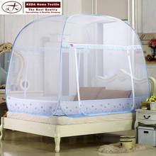 Alibaba de longa duração tratadas com insecticida poliéster pop up mosquito tenda net